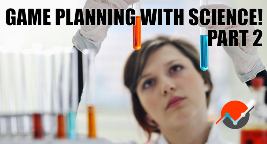 Character Art Pipeline Capacity Charts featured image of a scientist with test tubes