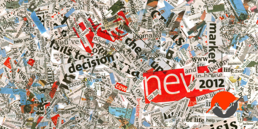 A picture of lots of words, cause thats what a marketing communication strategy involves