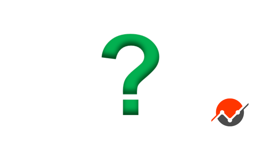 A picture of a question mark, because customer interviews involve questions. Get it?