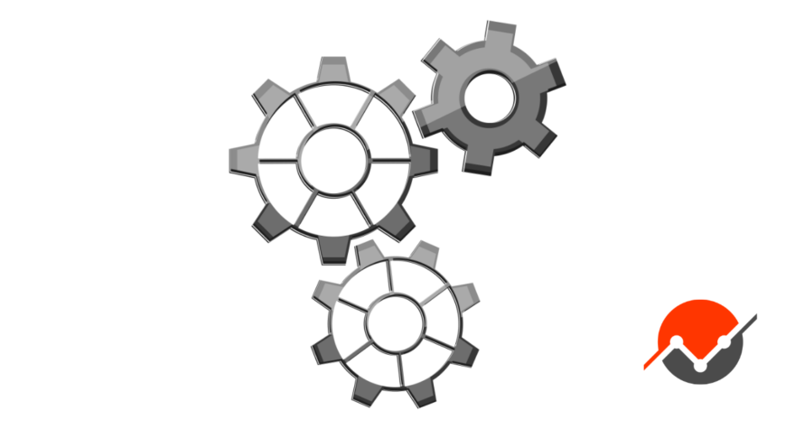 A picture of interconnected gears because critical mechanics are interrelated and stuff.